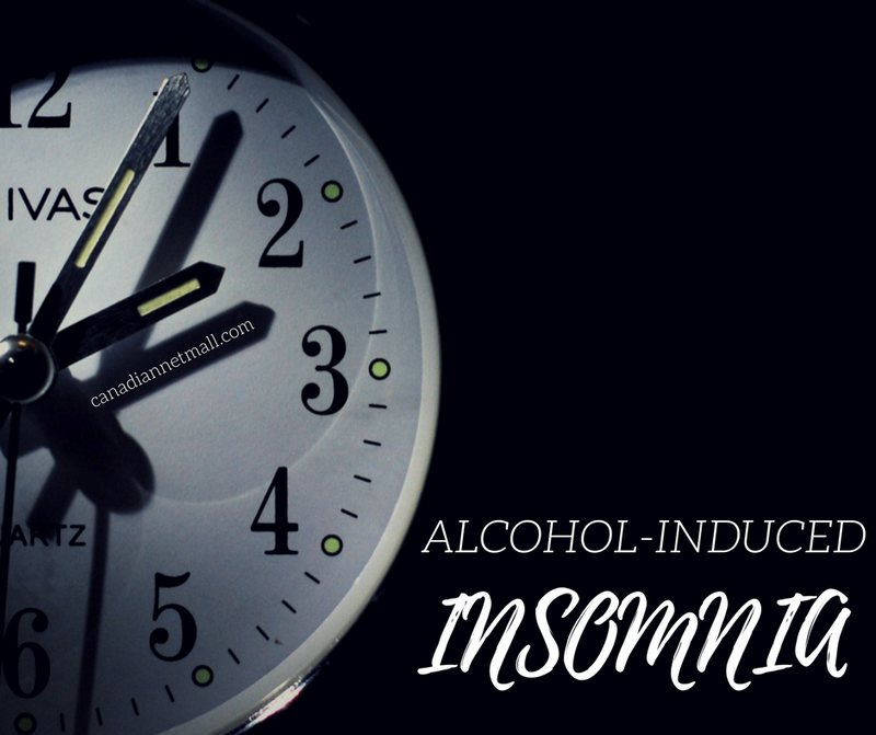 alcohol-induced insomnia