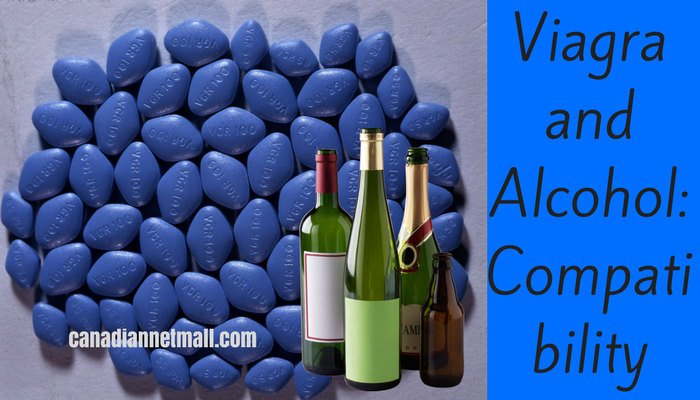 Viagra and Alcohol-Compatibility